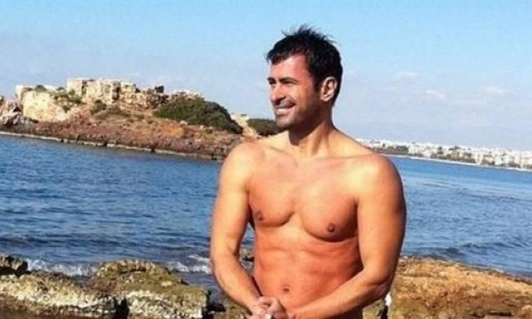 Δε θα πιστεύετε με ποιόν κάνει μαζί καταδύσεις ο Νίκος Παπαδάκης