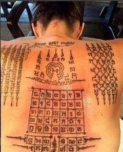Angelina Jolie: Είχε κάνει τατουάζ για τον Pitt εφτά μήνες πριν χωρίσουν