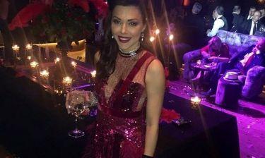Σίσσυ Φειδά: Σούπερ σέξι σε πάρτι γενεθλίων (φωτό)