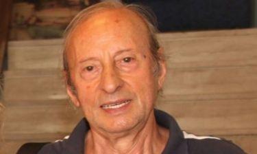 Μανώλης Δεστούνης: «Τώρα θα ήμουν στα θυμαράκια»