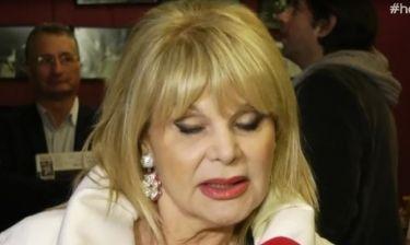 Μαρία Ιωαννίδου: Η ερώτηση δημοσιογράφου που την έκανε να στραβώσει, ενώ ήταν λαλίστατη