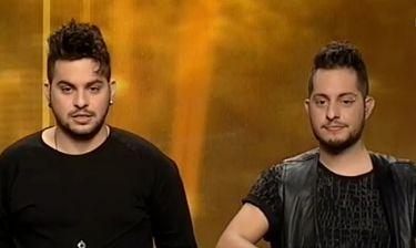 Αλέξανδρος και Θάνος Παϊτέρης: Η αντίδραση του πατέρα τους για το Rising Star