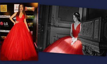 Το φόρεμα της Demy στο clip για την Eurovision το είχε φορέσει η Στικούδη σε πάρτι