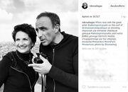 Άλκιστης Πρωτοψάλτη: Ποζάρει στον φωτογραφικό φακό του Αλιάγα