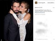 Μαριάννα Γουλανδρή: Νέα φωτογραφία από τον γάμο της στο instagram