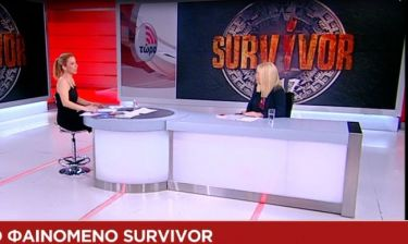Survivor: Η Άλκηστις Μαραγκουδάκη αποκάλυψε τι τελικά τρώνε οι παίκτες