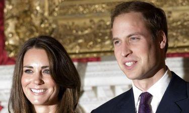 H πρώτη εμφάνιση της Middleton & του πρίγκιπα William, μετά τις ξέφρενες εξόδους του