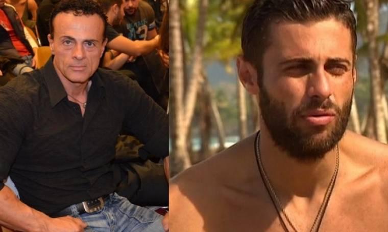 Πατέρας Βάσαλου: «Ήμουν επιφυλακτικός όταν ο Κωνσταντίνος μου είπε ότι θα μπει στο Survivor»