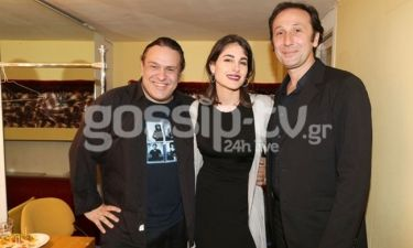 Μαγική βραδιά με τον Κώστα Λειβαδά, την Παυλίνα Βουλγαράκη και σε ρόλο έκπληξη τον Ρένο Χαραλαμπίδη