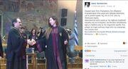 Σάκης Τανιμανίδης: Το τρυφερό μήνυμα στο facebook για την αδερφή του από τον  Άγιο Δομίνικο