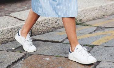 Η καλή νοικοκυρά: Μάθε τώρα πώς να καθαρίσεις τα αθλητικά σου παπούτσια!