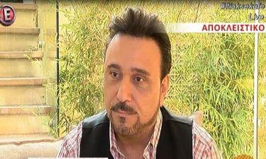 Αλέκος Ζαζόπουλος: Απίστευτη αλλαγή στην εμφάνισή του–Το περιστατικό,που τον έκανε να χάσει 20 κιλά