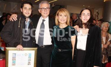 Ρουσόπουλος-Ζαχαρέα: Οικογενειακή έξοδος στην τρίτη γιορτή γυναίκας
