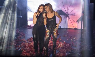 Καλλή: Οι sold out εμφανίσεις στο Φως και το νέο της τραγούδι