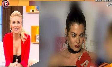 Μαρία Κορινθίου: Δε φαντάζεστε γιατί πήγε στη Βουλή και η απίστευτη αντίδραση της Καινούργιου