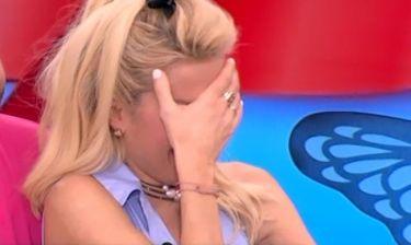 Τέζα η Ελένη με τη φράση της Χειρδάρη στον αέρα: «Όταν μπαίνεις μέσα μου…»
