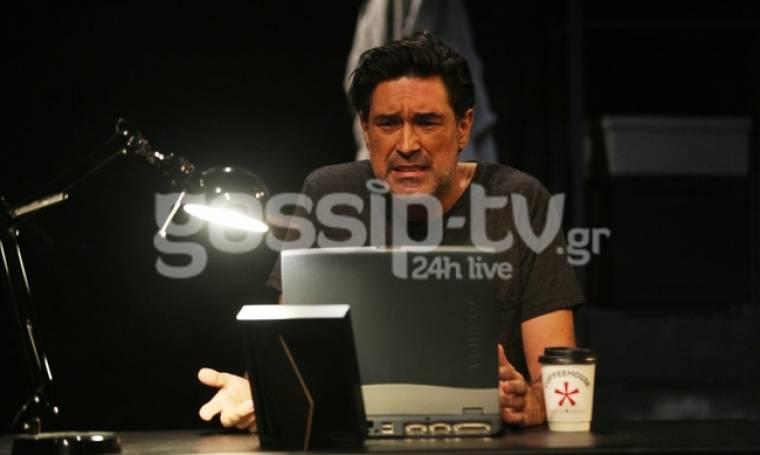 Θεατρική πρεμιέρα για τον Μπουράκ Χακί στην Ελλάδα