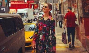 Το ταξίδι της Ευγενίας Νιάρχου στο Χονγκ Κονγκ