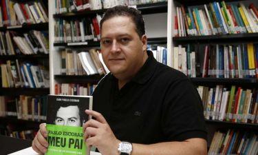 Χουάν Πάμπλο Εσκομπάρ: «Λαμβάνω συνέχεια μηνύματα από νεαρούς οι οποίοι μιμούνται τον πατέρα μου»