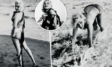 Εκατό φωτογραφίες της Μέριλιν βγαίνουν στο «σφυρί»