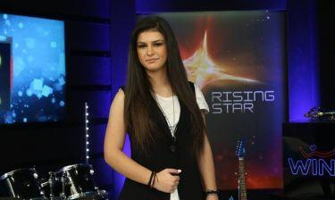 """Έλενα Παναγιωτίδου: «Η συμμετοχή μου στο """"Rising Star"""" ήρθε πολύ απρόβλεπτα»"""