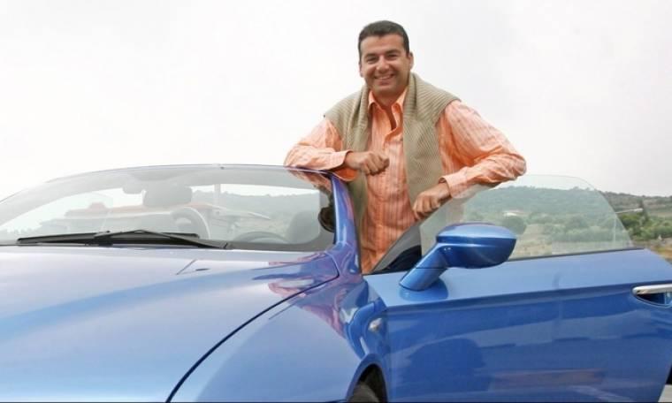Γ. Λιάγκας: Δεν του έφτανε η κλοπή του τζιπ του, παραλίγο να καεί ζωντανός μέσα στο νέο αμάξι του!