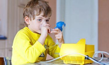 Παιδικό άσθμα: Μέτρα πρόληψης που πρέπει να παίρνουν οι γονείς για να μειώσουν τον κίνδυνο