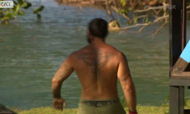 Survivor: Έξαλλος ο Bo. Τι τον έκανε να χάσει την ψυχραιμία του;