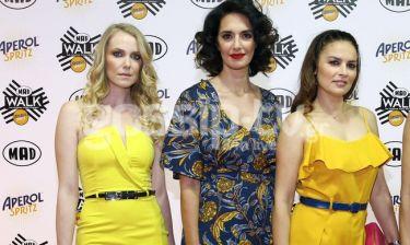 Madwalk 2017: Η επιστροφή της πρώην Μις Ελλάς του 2002, στις πασαρέλες με τις κόρες της!