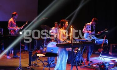 H Μelentini και οι Running Blue Orchestra για μια μοναδική εμφάνιση στην Ελλάδα
