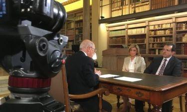 Η τηλεθέαση της πρώτης τηλεοπτικής συνέντευξης του Σημίτη μετά την αποχώρηση από την Πρωθυπουργία