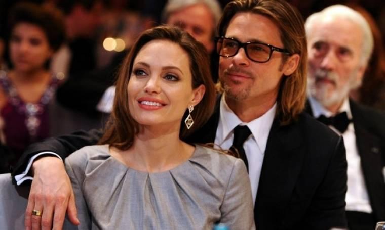 Ανακωχή για Jolie-Pitt