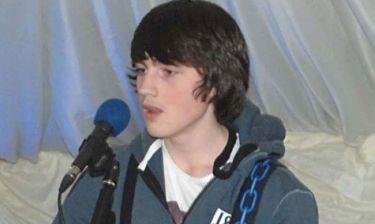 Eurovision 2017: Η Ιρλανδία θα εκπροσωπηθεί από τον 20χρονο Brendan Murray