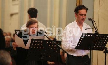 «Φονικό στην εκκλησία» με την Ρούλα Πατεράκη και τον Νίκο Ψαρρά