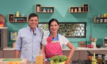 «Chef στον αέρα»: Οι συνταγές της νέας εβδομάδας