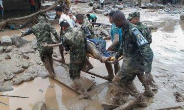 «Βιβλική» καταστροφή στην Κολομβία: Κατολισθήσεις λάσπης «κατάπιαν» 254 ανθρώπους (Pics+Vids)