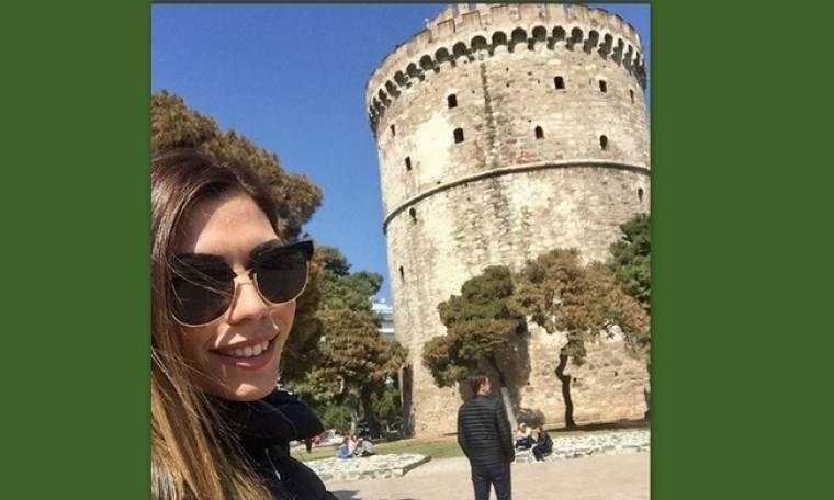 Μπούκη – Σρόιτερ: Σαββατοκύριακο στη Θεσσαλονίκη (φωτο)