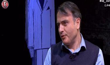 Γιώργος Γαλίτης: Η κατάθλιψη, η αποχή από την τηλεόραση και το θέατρο