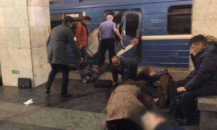 Ρωσία: Έκρηξη στο μετρό της Αγίας Πετρούπολης - Τουλάχιστον 10 νεκροί και 50 τραυματίες (Pics+Vids)