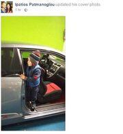 Συγκλονίζει η φωτογραφία του Ιπάτιου Πατμανόγλου στο facebook
