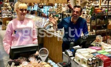 Κωνσταντινίδης- Σταμάτη: Από την tv στο… ταμείο