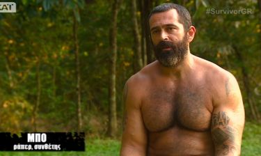 «Survivor»:  Βο: «Δεν μπορώ να δικαιολογήσω τη σημερινή συμπεριφορά του Γιάννη»