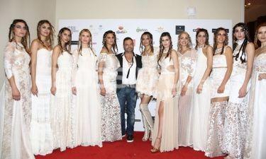 Εντυπωσιακό fashion show από τον Τάσο Μητρόπουλο
