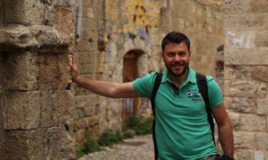Ευτύχης Μπλέτσας: Πλάνα απο τον Άγιο Δομίνικο αλλά χωρίς παίκτες