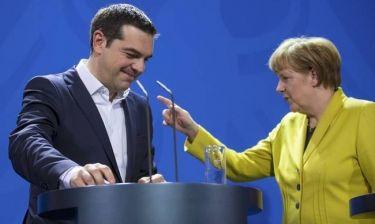 Τηλεφώνημα Μέρκελ σε Τσίπρα: Πάμε για συμφωνία στο αυριανό Eurogroup