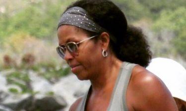 Τι συμβαίνει με τα μαλλιά της Michelle Obama;