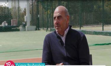 Βουλγαράκης:«Η γυναίκα μου έχει καρκίνο στο μαστό.Ξύρισε τα μαλλιά της, είναι όμορφη, μου μοιάζει»!