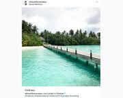 Πάσχα στις Μαλδίβες θα κάνει η Αθηνά Οικονομάκου