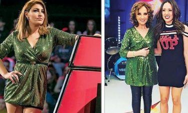 Γλυκερία-Παπαρίζου: Με το ίδιο ρούχο σε διαφορετικά talent show