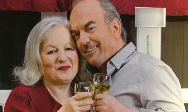 Ελένη Γερασιμίδου: «Ο άντρας μου ήταν ντροπαλός. Εγώ έκανα το πρώτο βήμα»